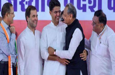 Rajasthan Elections: Ashok Gehlot, Sachin Pilot to contest polls, deny rift