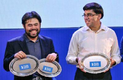 Viswanathan Anand beats Hikaru Nakamura, wins dramatic Tata Steel Chess Blitz Championships
