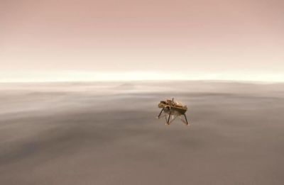 NASA to live stream the touchdown of InSight spacecraft on Mars
