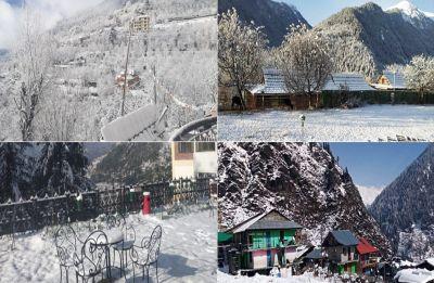 Heavy snowfall in Himachal, Kashmir; MHA advises precautions