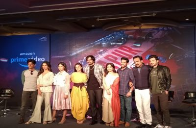 Mirzapur's cast and crew come together for a star-studded event