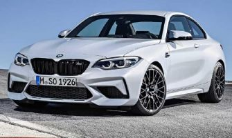 BMW launches new M2 Competition model; Know price and features