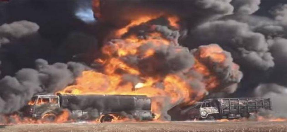 Anti-IS coalition raids kill 43 in east Syria: Monitor (Representational Image)