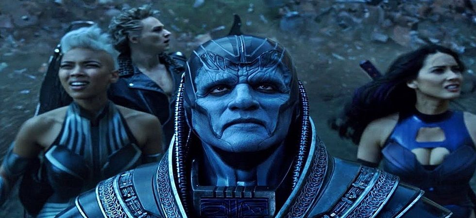 Oscar Isaac says X-Men: Apocalypse was an 'excruciating' experience (Photo:Twitter)