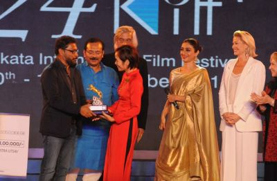 'The Third Wife' gets best film award in international competition section of KIFF
