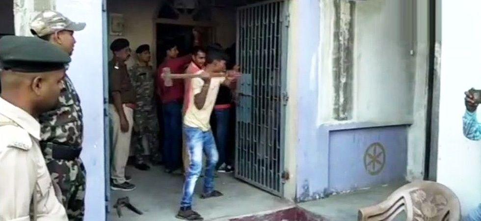 Muzaffapur Shelter Home Case: Bihar police attaches absconding ex-minister Manju Verma's property (Photo Source: ANI)