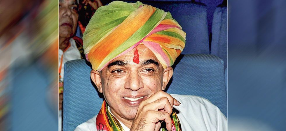 Rajasthan Assembly Elections: Jaswant Singh's son Manvendra to take on Vasundhara Raje in Jhalrapatan (Photo: File/Twitter)