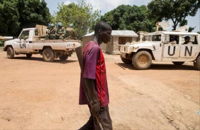 Peacekeeper, priest killed in restive Central Africa: UN, Church