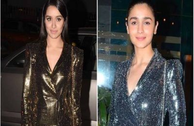 2018 is all for the Shimmery sequin! Alia Bhatt, Shraddha Kapoor show you how to rock it