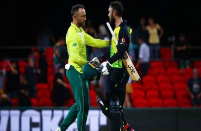 South Africa end Australia tour on high with win in rain-affected Twenty20 International