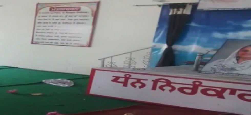 Amritsar Nirankari Bhawan attack: Akali Dal blames Punjab government for suspected terror strike (ANI Photo)