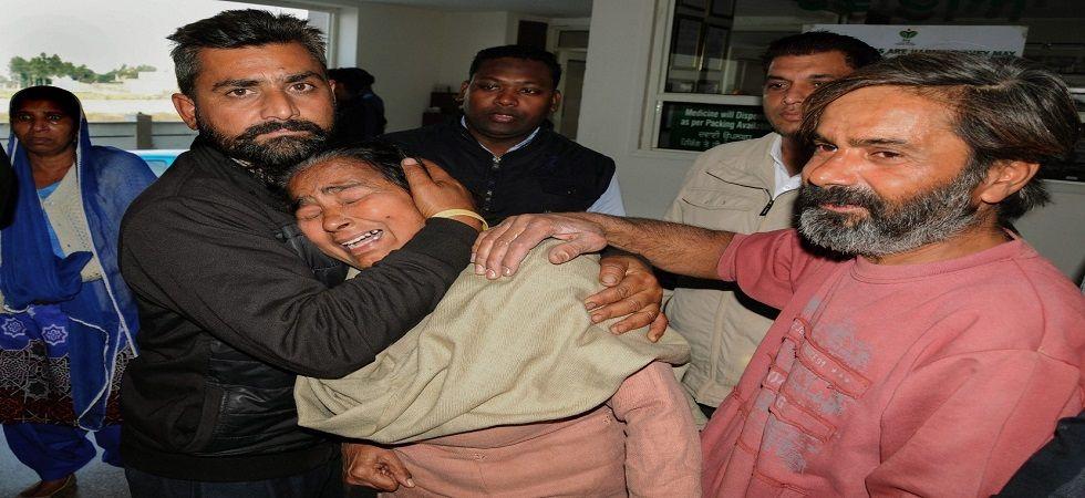 Amritsar: Three killed, 20 injured in suspected terror attack at Nirankari Bhawan (PTI photo)
