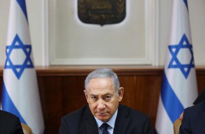 Israeli Prime Minister Benjamin Netanyahu welcomes US vote against UN Golan resolution