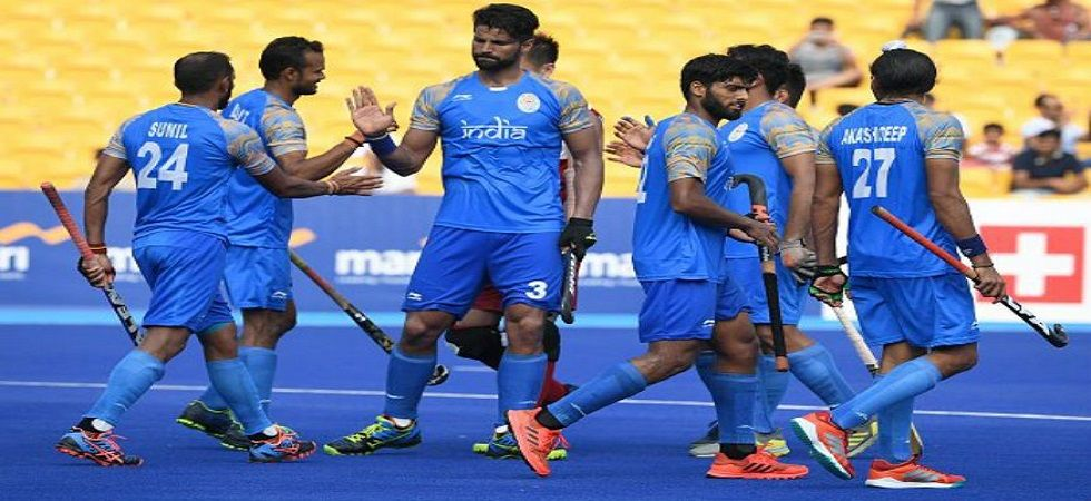 India have endured a tough time in 2018 but the team's vice-captain believes they can peak at the right time in the upcoming Hockey World Cup. (Image source: Twitter)