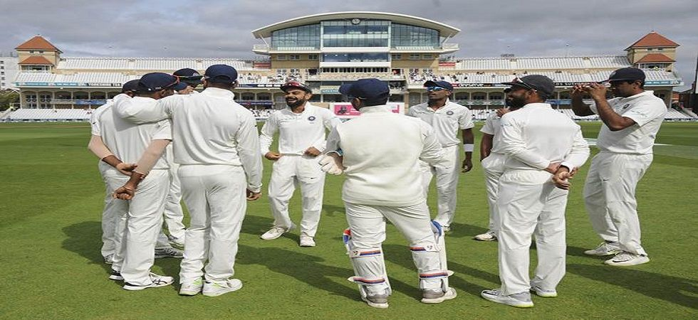 India will be desperate to break their overseas jinx as they aim to win a Test series in Australia for the first time ever. (Image credit: Twitter)