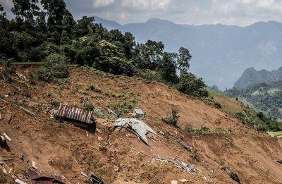 Vietnam: Floods, landslides killed 12 in Khanh Hoa province
