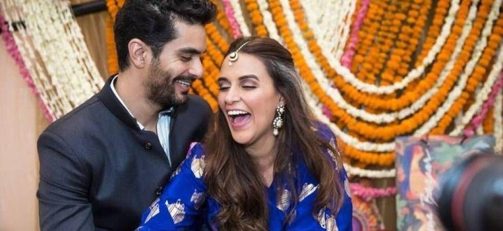 Neha Dhupia and Angad Bedi welcome a baby girl!/ Image: Instagram
