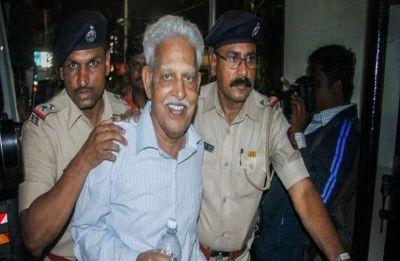 Bhima-Koregaon Violence: Activist Varavara Rao sent to police custody till November 26 by Pune Court