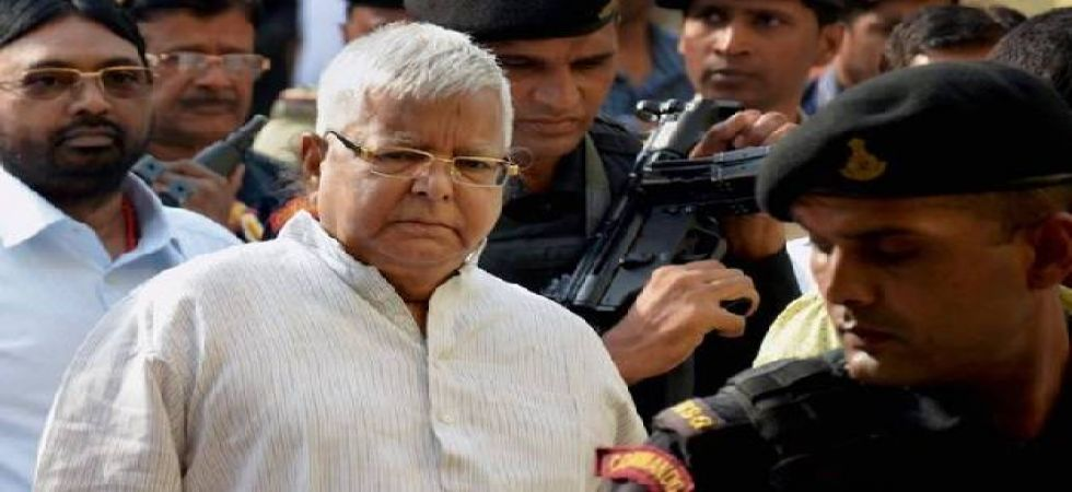 IRCTC scam: Lalu Prasad to appear before Delhi's Patiala House Court via video conferencing today (