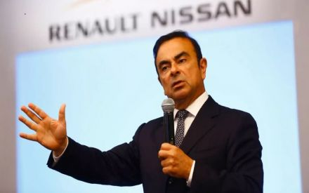 Nissan chairman Carlos Ghosn arrested on charges of corruption, financial misconduct