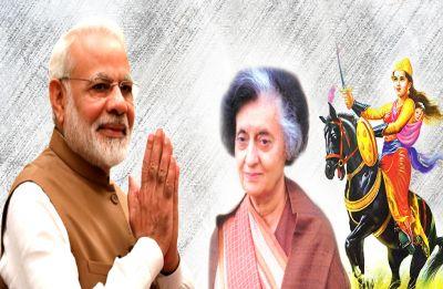 Prime Minister Narendra Modi pays tribute to Indira Gandhi, Rani Lakshmibai on their birth anniversary