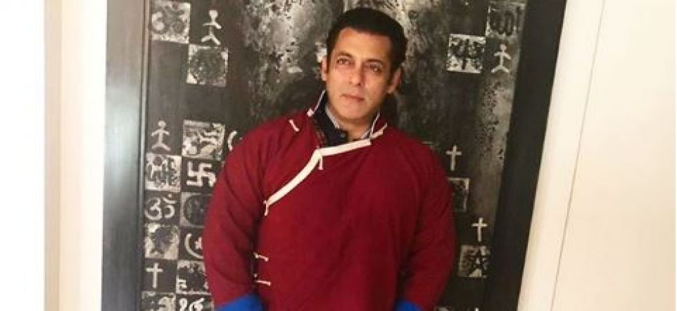 Man arrested for threatening Salman Khan's employee, more details here (Instagrammed photo)