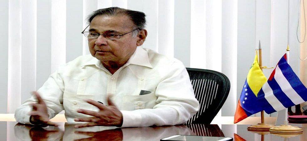 Venezuelan ambassador to Cuba Ali Rodriguez dies at 81 (Photo- Twitter)