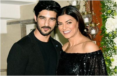 Sushmita Sen and Rohman Shawl are Official! Calls her 'jaan' on her birthday