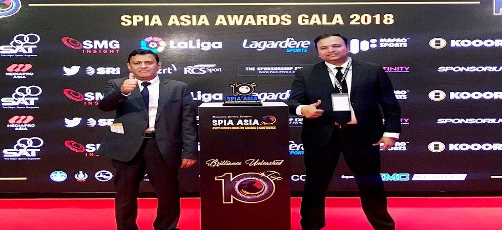 Hero I-League wins silver at SPIA awards (Photo- Twitter)