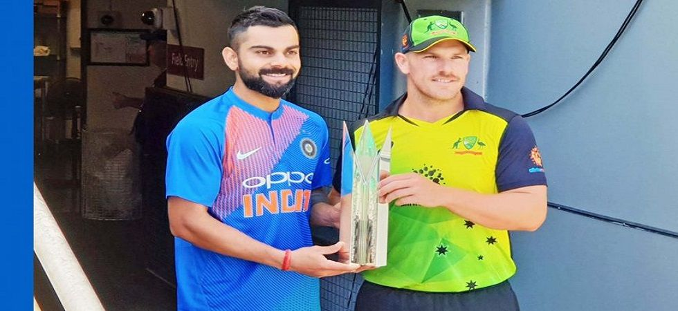 India whitewashed Australia 3-0 in the previous Twenty20 International series in 2016. (Image credit: Twitter)