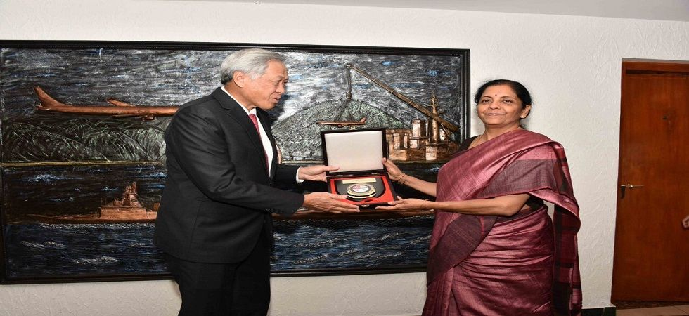 India, Singapore decide to ramp up defence cooperation (Photo- Twitter)