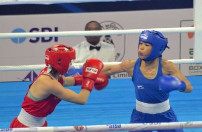 MC Mary Kom assures India medal in AIBA World Boxing Championship