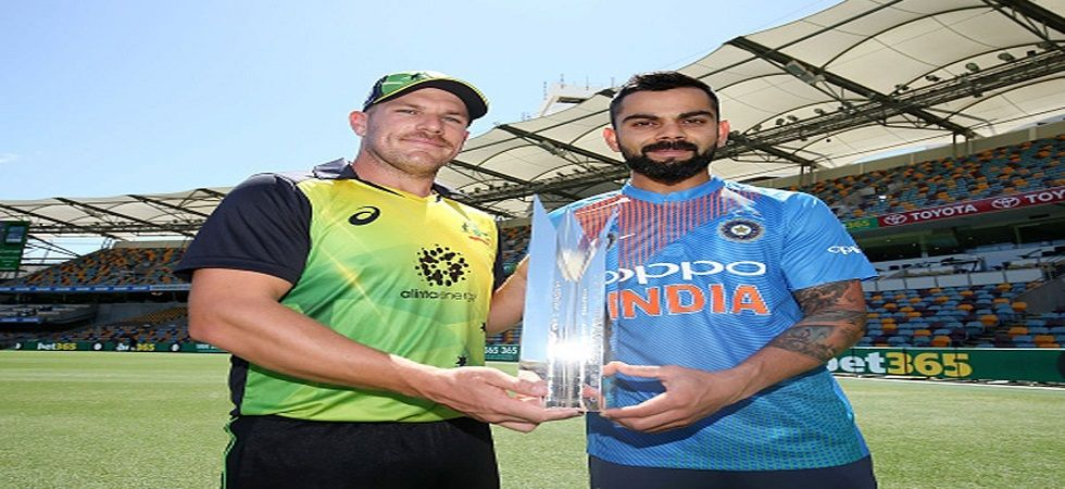 Virat Kohli's Indian cricket team will be aiming to change their fortunes Down Under when the series begins tomorrow. (Image credit: Twitter)