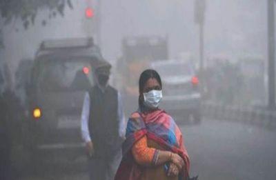 Delhi Air Pollution: Capital wakes up to hazy morning as AQI remains 'poor'