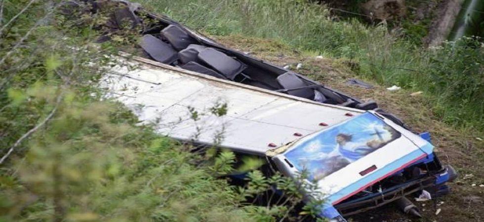 UP: Lucknow-Gorakhpur highway bus accident killed driver, seven injured (Representational Image)