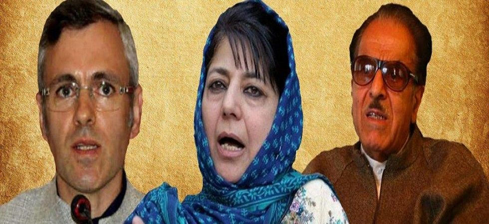 PDP, NC, Congress join hands to form government in J-K (File Photo)