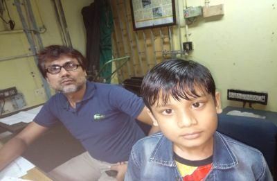 Boy separated from parents at Kolkata metro, rescued safely