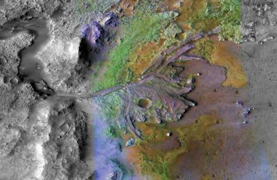 NASA selects Martian River-Delta system for Mars 2020 rover landing