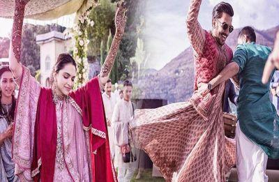 Deepika Padukone's Konkani wedding saree was not a Sabyasachi creation, It was THIS hidden label!