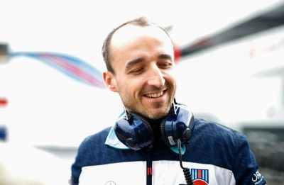 Robert Kubica returns to F1 eight years after horror crash almost severed his arm