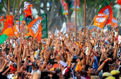 Grand alliance a combination of terror-friendly parties: BJP