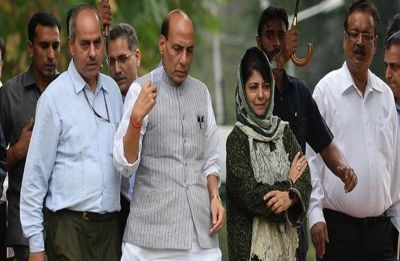 Jammu and Kashmir: BJP played no role in Assembly dissolution, says Union Home Minister Rajnath Singh