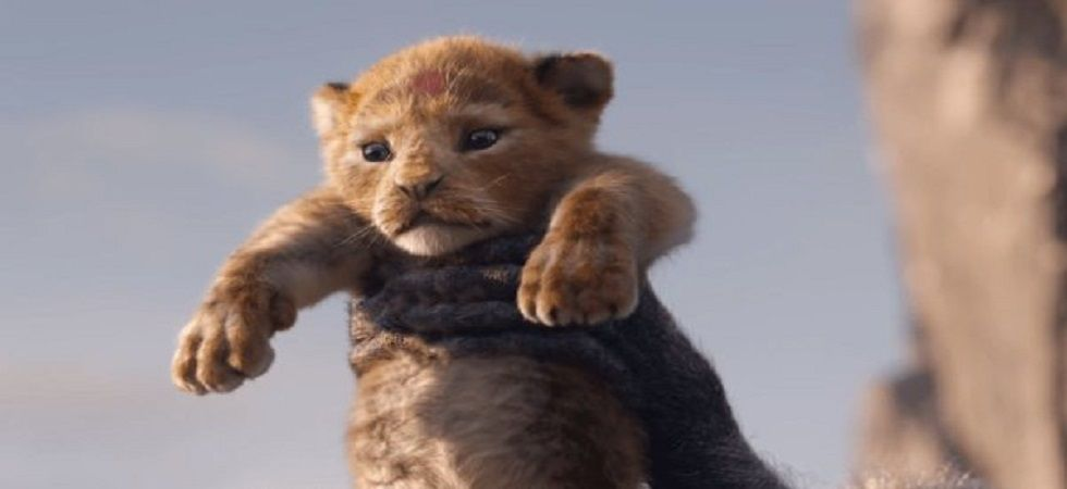 Disney's classic The Lion King remake is out (Photo: Twitter)