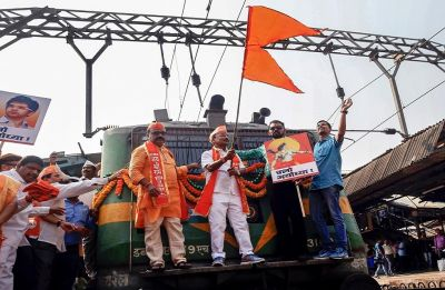 Ayodhya turns into fortress ahead of Uddhav Thackeray's visit, VHP's 'Dharma Sabha'