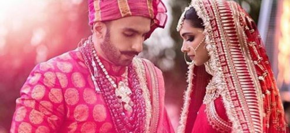 Ranveer Singh and Deepika Padukone wedding giveaways are impeccably beautiful, find more details (Instagrammed photo)