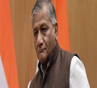 Sushma Swaraj has health issues, India committed to Kartarpur corridor: VK Singh