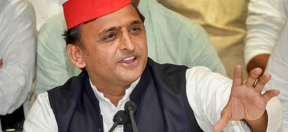 Former Uttar Pradesh Chief Minister and Samajwadi Party chief Akhilesh Yadav