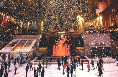 Indians gear up for white Christmas, New Year this season: Report