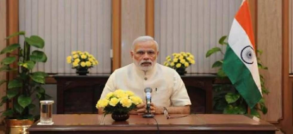 PM Narendra Modi addresses the nation in his monthly radio programme (File photo)