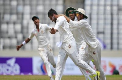 Shakib Al Hasan creates new world record in Bangladesh's win over West Indies